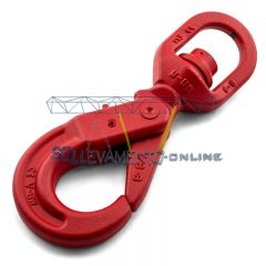 GANCIO GIREVOLE CUSCINETTO SELF-LOCKING