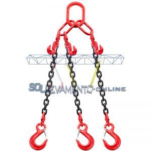 brache di catena tre bracci