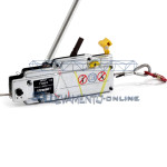 TIRFOR FORESTALE TRACTEL T508-PARTICOLARE
